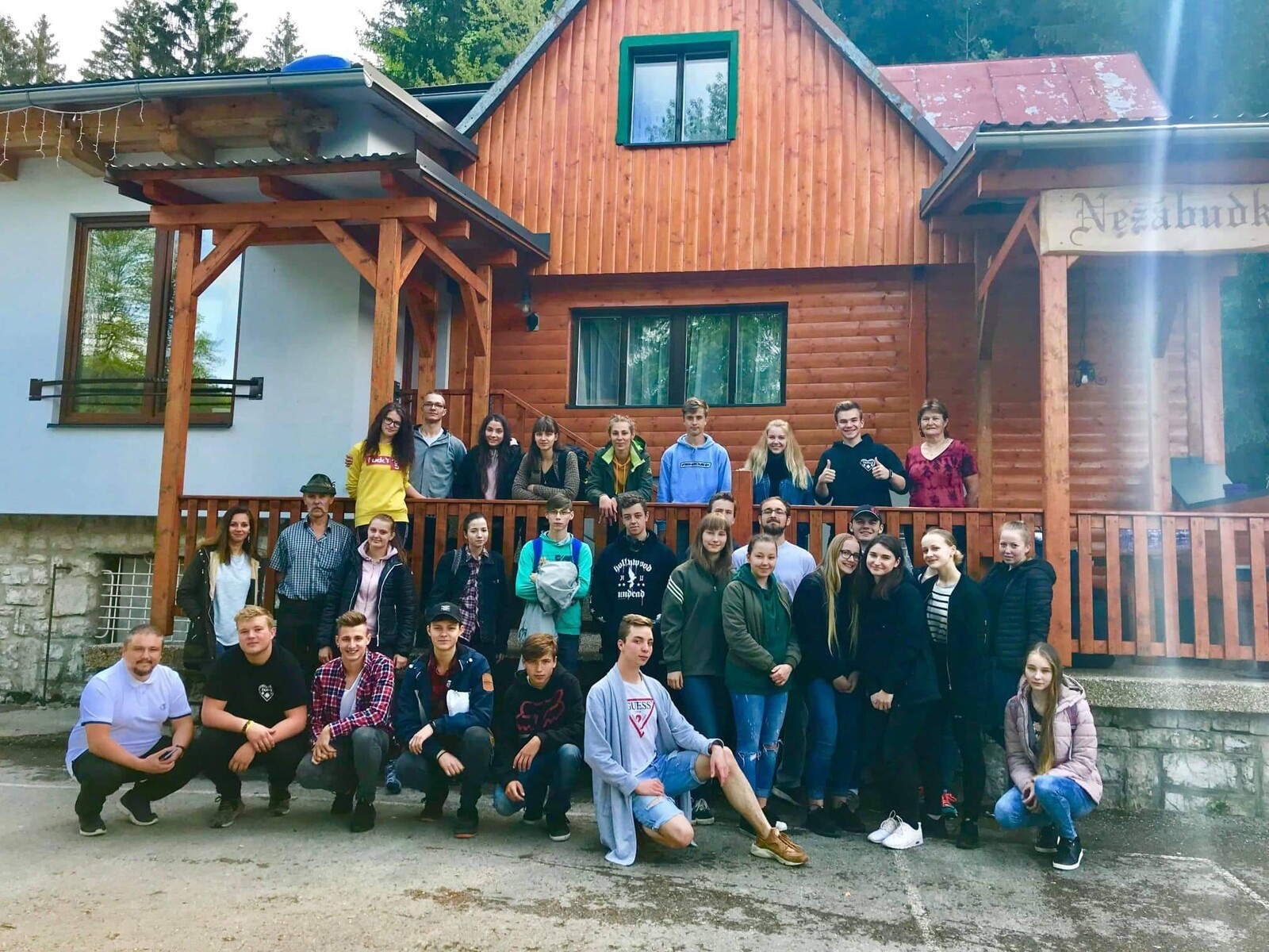 Další úspěšná výměna mládeže z programu ERASMUS+